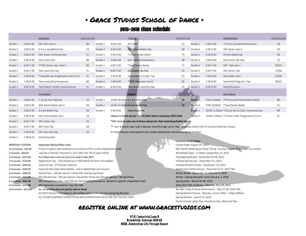 15-16 class schedule Sheet1